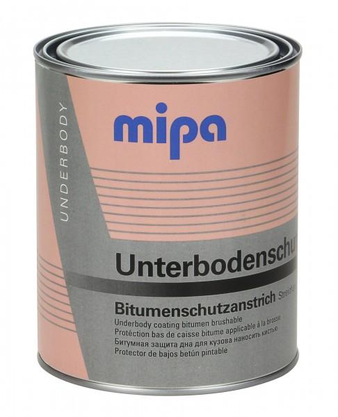 Mipa Unterbodenschutz Bitumenbasis 1Kg Eimer