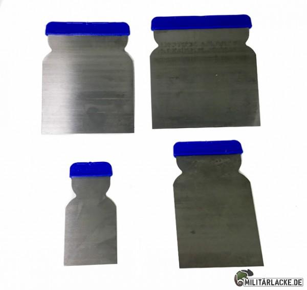Metallspachtel Set