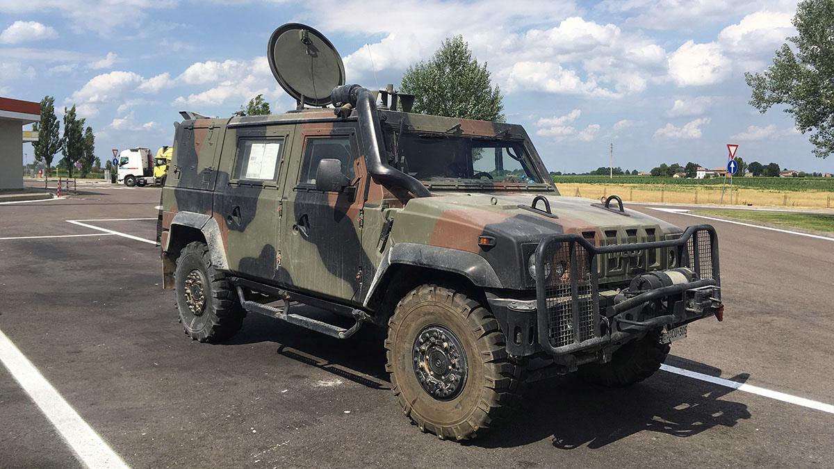 Italienische Armee - Forze Armate Italiane